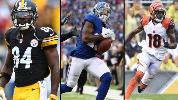 Fantasy Ruler: You might want to listen to this fantasy expert about wide receivers IMG