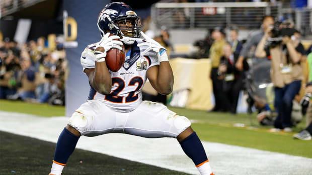 Broncos match C.J. Anderson offer sheet IMAGE