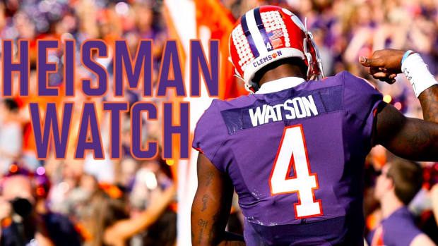 Lamar Jackson, Jake Browning headline Heisman Watch -- IMG