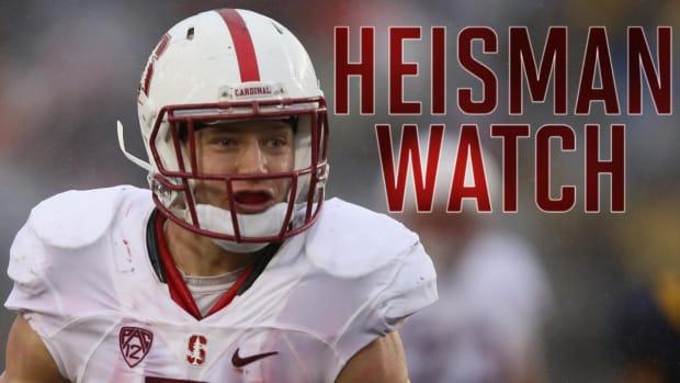 Heisman Watch: Week 12 review -- IMAGE