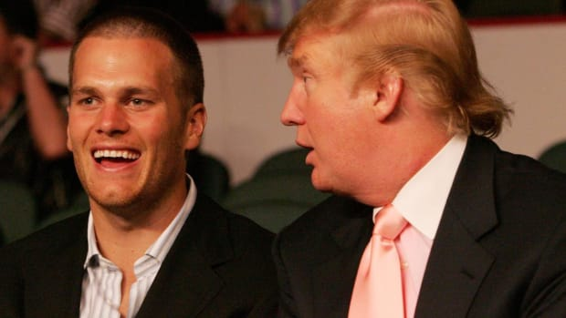 Report: Tom Brady won't speak for Trump at Republican convention - IMAGE