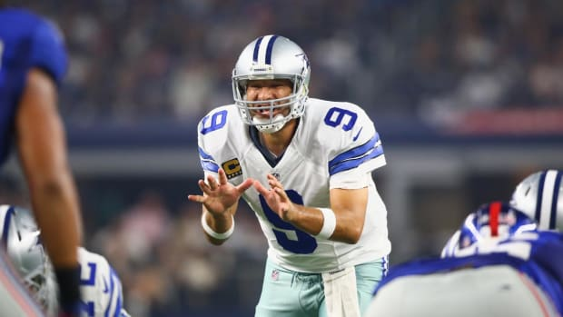 The MMQB Spotlight: Tony Romo IMAGE