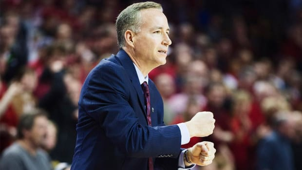 Texas A&M, Billy Kennedy agree to new five-year contract -- IMAGE
