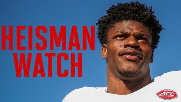 Heisman Watch: Ranking the finalists -- IMAGE
