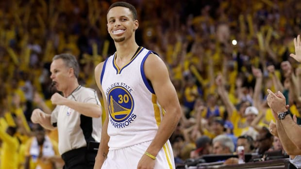 Can the Warriors reclaim home-court advantage in Game 3? -- IMAGE