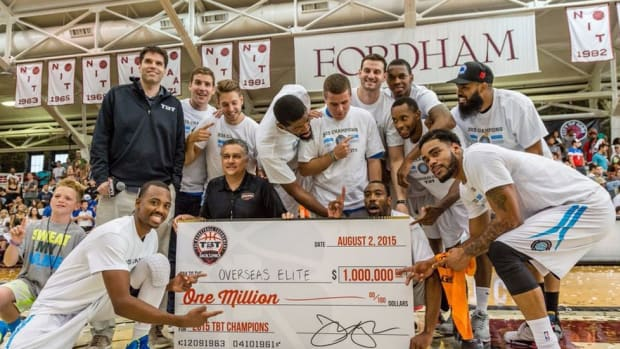 The Tournament Begins: Summer's grand pickup basketball showcase kicks off with a $2 million prize on the line