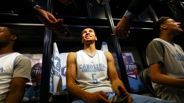 Once UNC's driving force, Marcus Paige has helped fuel a Final Four run by letting others come to the forefront