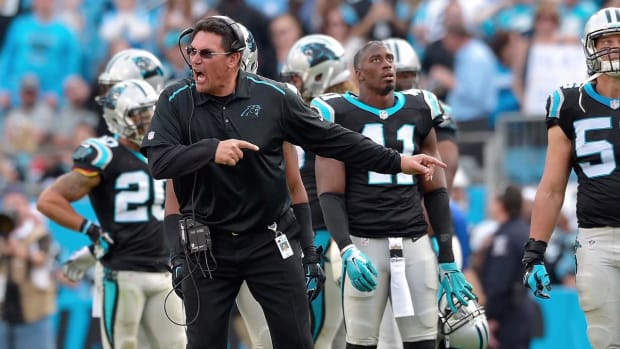 Ron Rivera signs new contract with Carolina Panthers - IMAGE