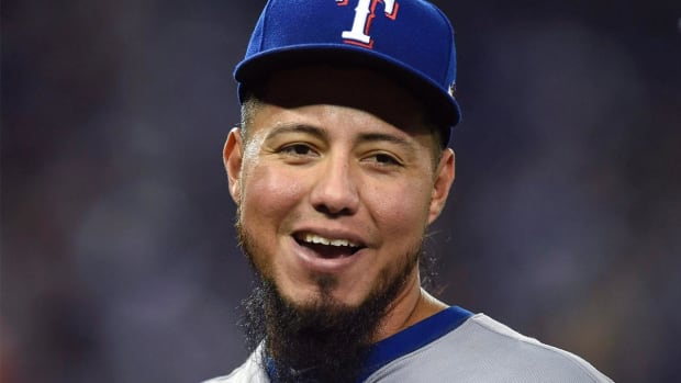 Reports: Yovani Gallardo agrees to deal with Orioles - IMAGE