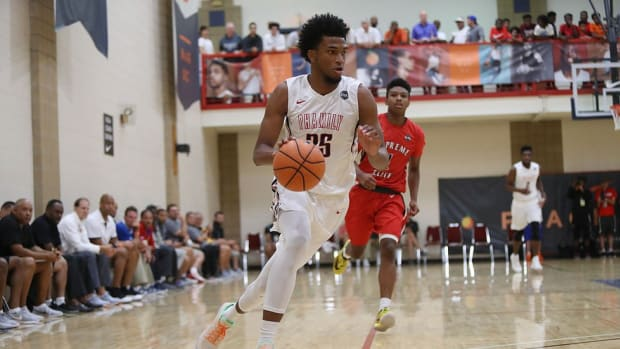 Well-traveled big man Marvin Bagley III right at home as one of the nation's top players