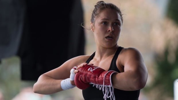 Dana White: Winner of Holm vs. Tate will fight Ronda Rousey in November IMAGE