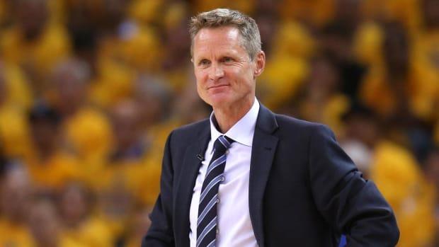 Steve Kerr: Warriors 'not really pushing' to break Bulls' record - IMAGE
