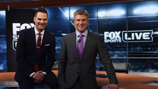 Fox Sports Live undergoing major changes -- IMAGE