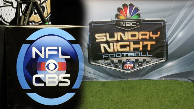 Media Circus: NBC, CBS to co-produce Thursday Night Football -- IMAGE