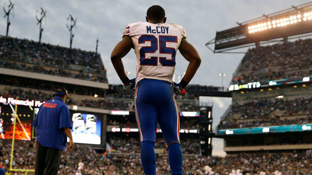 Report: LeSean McCoy will not face charges for bar fight - IMAGE