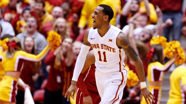 No. 19 Iowa St. earns much-needed win, upsets No. 1 Oklahoma - IMAGE