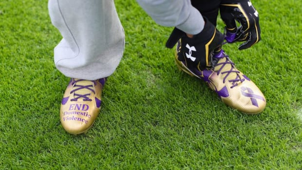 A look at the NFL's best custom charity cleats - IMAGE
