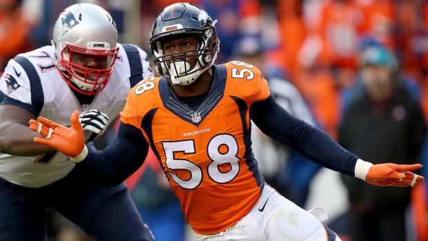 Five Questions: Denver Broncos' NFL draft IMAGE