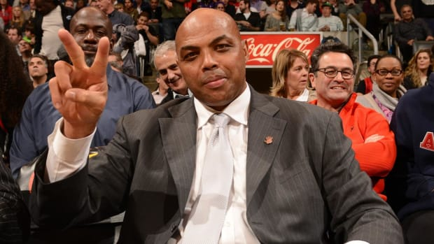 Charles Barkley to host new show on race, culture in America - IMAGE