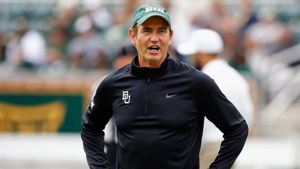Report: Baylor regents to vote on one-year suspension for Art Briles - IMAGE
