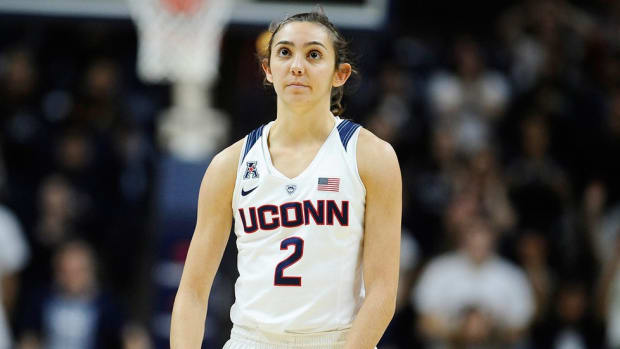 UConn reserves Briana Pulido & Tierney Lawlor on what it's like to walk on with a dynasty