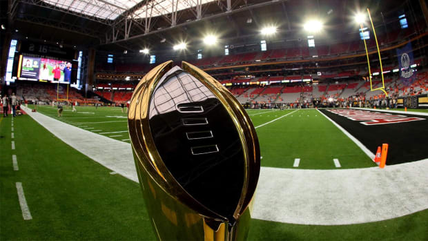 College Football Playoff semifinals to be played on Saturdays or holidays - IMAGE