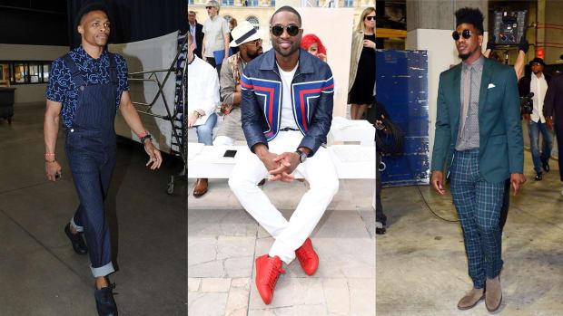 Sports Style Swipe: Athlete stylist Dex Robinson's favorite best dressed athletes IMG