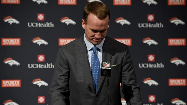 Report: Peyton Manning will not sue Al Jazeera for HGH report -- IMAGE