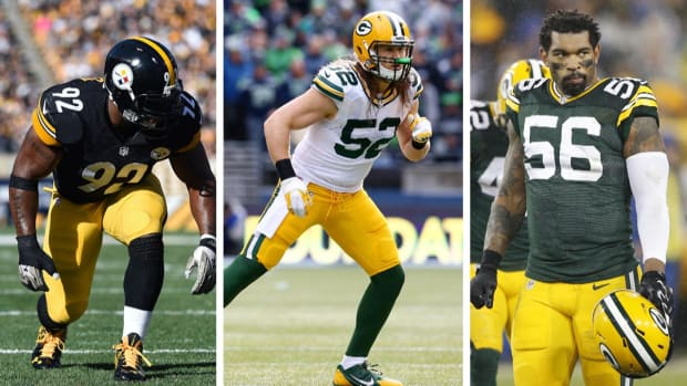 NFL clears three players named in Al Jazeera PED report - IMAGE