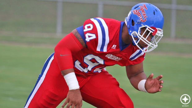 Top-10 prospect Jeffery Simmons commits to Mississippi State IMAGE