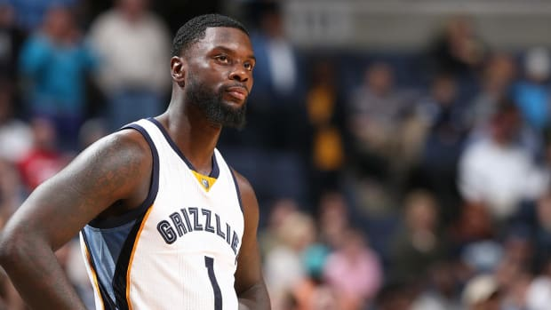 Report: Pelicans sign Lance Stephenson - IMAGE
