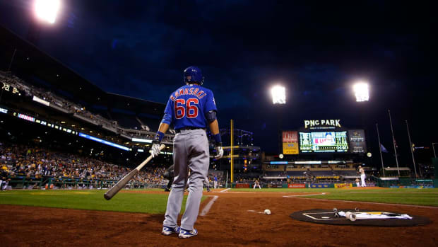 Cubs-Pirates game ends in MLB's first tie since 2005 -- IMAGE