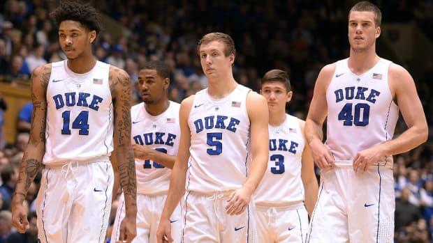 Duke falls out of AP Poll - IMAGE