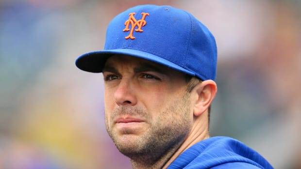 David Wright considering neck surgery - IMAGE