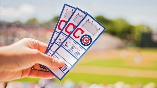 World Series Game 7 ticket sells for $19,500 - IMAGE