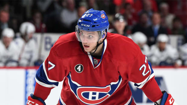 Report: Alex Galchenyuk's girlfriend arrested for domestic violence - IMAGE