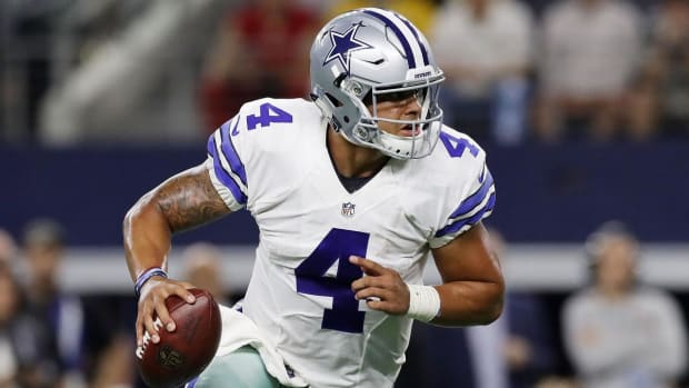 Dak Prescott joins exclusive company in Cowboys win over Eagles - IMAGE