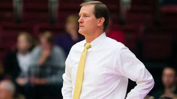 Oregon coach Dana Altman