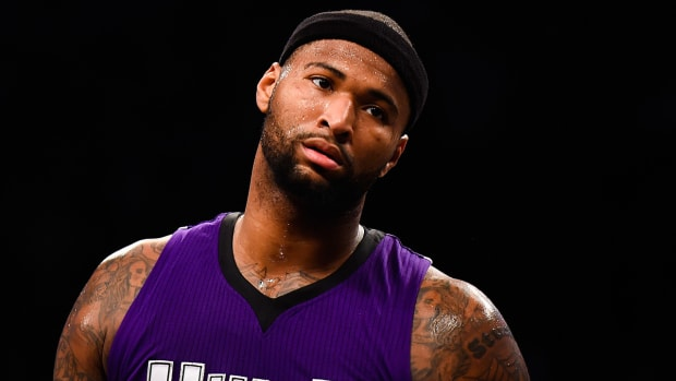 Report: Kings, Lakers exchange framework of possible DeMarcus Cousins trade IMAGE