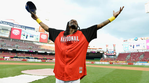 Snoop Dogg thinks Pete Rose should be in the MLB Hall of Fame--IMAGE
