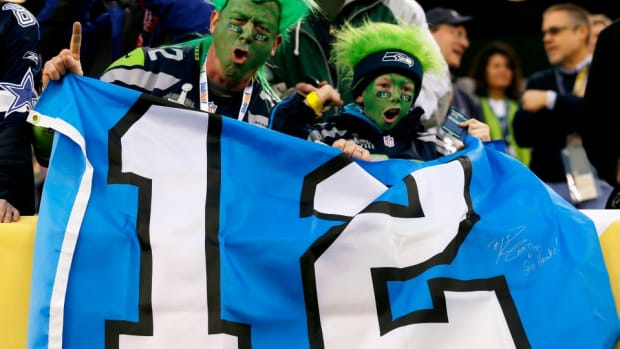 Seahawks trying to trademark 'Boom' and '12'