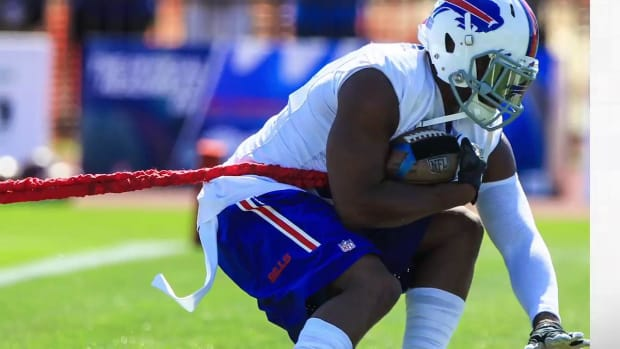 Former Bills RB Fred Jackson signs with Seattle Seahawks--IMAGE