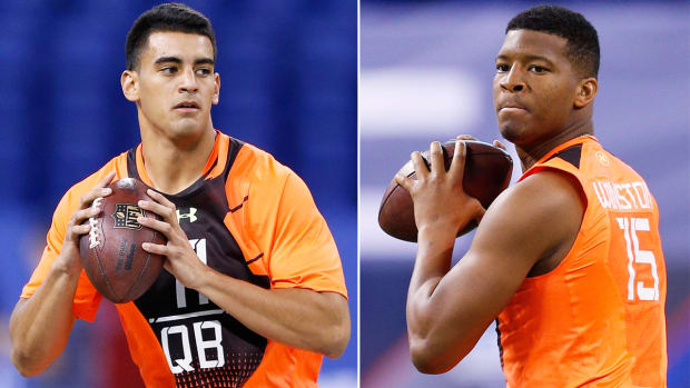 Jameis Winston vs. Marcus Mariota: Which QB might go No. 1 overall?-image