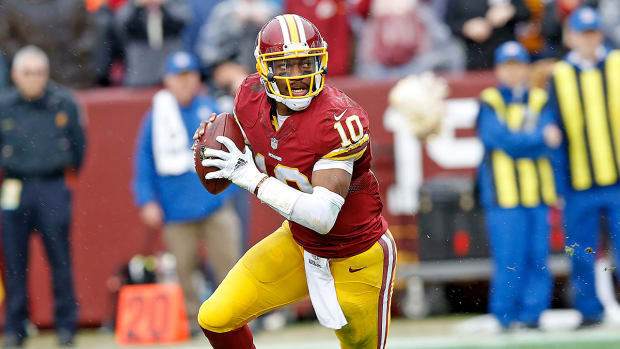 Gruden: Robert Griffin III the starter going into next season IMAGE