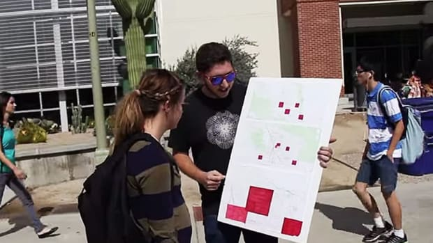 How four ASU pranksters convinced Arizona students to support a bill annexing their school to Mexico