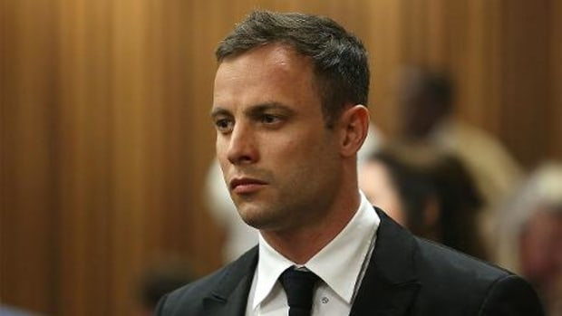 Oscar Pistorius convicted of murder in killing of girlfriend Reeva Steenkamp IMAGE