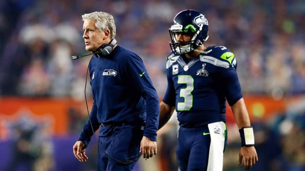 Pete Carroll on feeling of losing the Super Bowl: It 'doesn't go away'