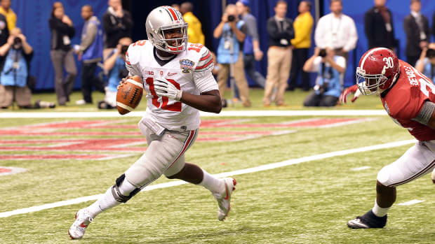 Eddie George: Cardale Jones shouldn't be handed starting job next season-image