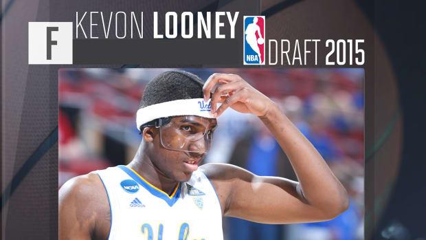 2015 NBA draft: Kevon Looney profile IMG