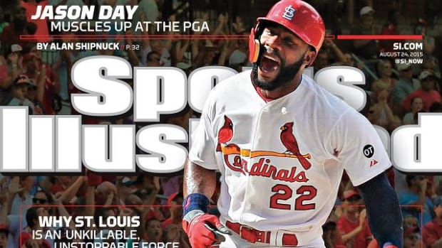 Cardinals Rule this week's cover of Sports Illustrated -- IMAGE